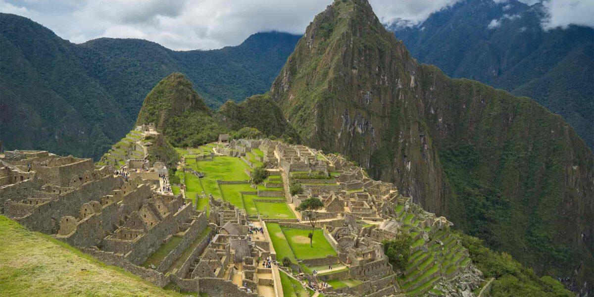 Tour In Machu Picchu
