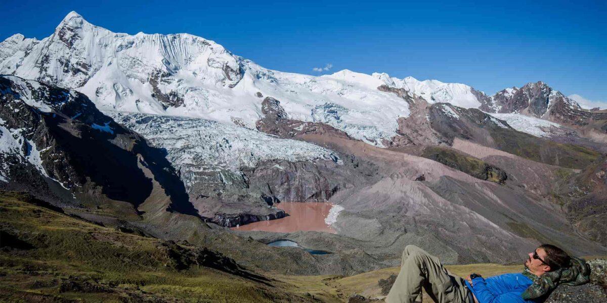 Palomani Pass Ausangate