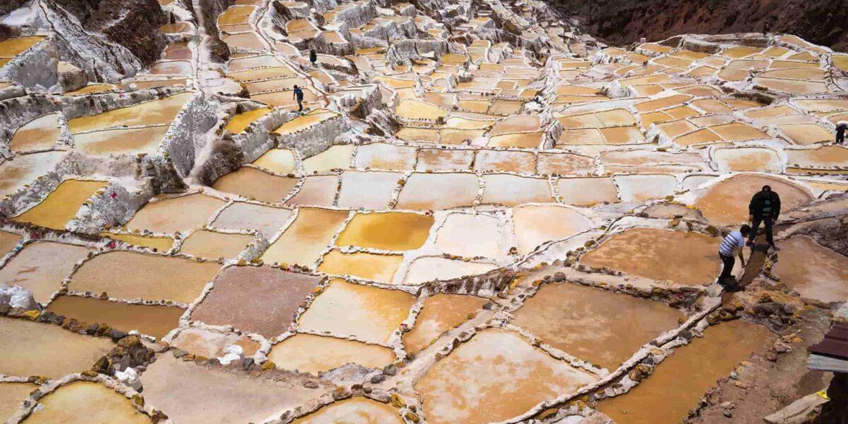 Sal Mines & Maras