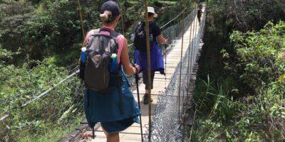 Enjoy unique walks in the salkantay trek 8 days