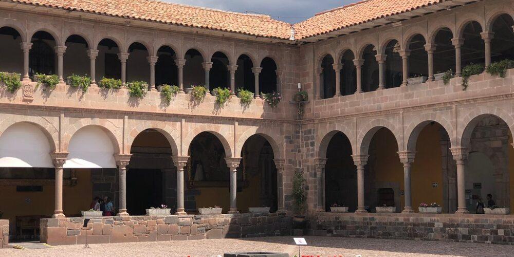 Koricancha Temple and Santo Domingo Convent