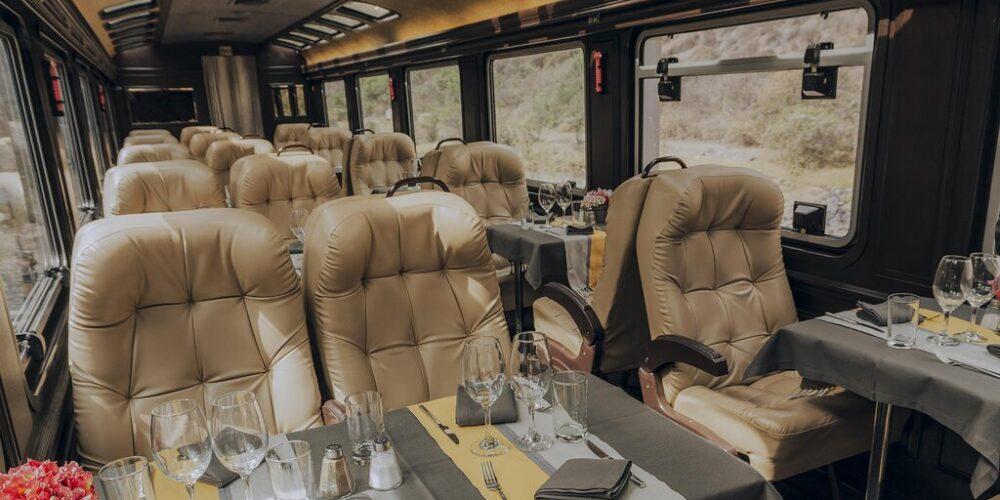 Train To Ollantaytambo