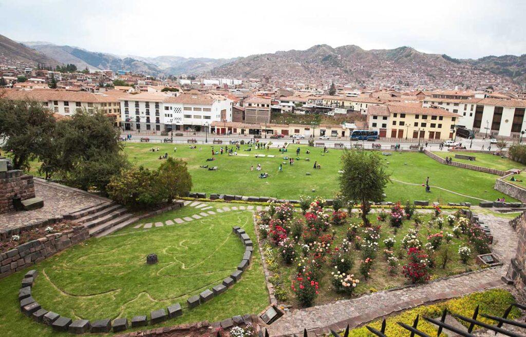 coricancha gardens