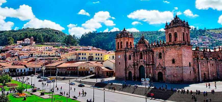 The Basilica Cathedral of Cusco The Cathedral