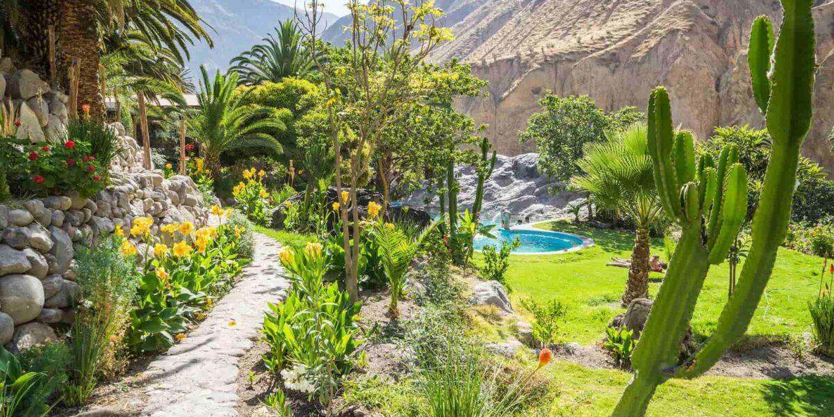 Hot Springs Colca Canyon