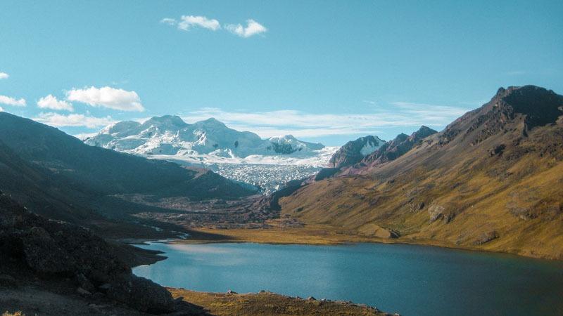 Sibinacocha Lake