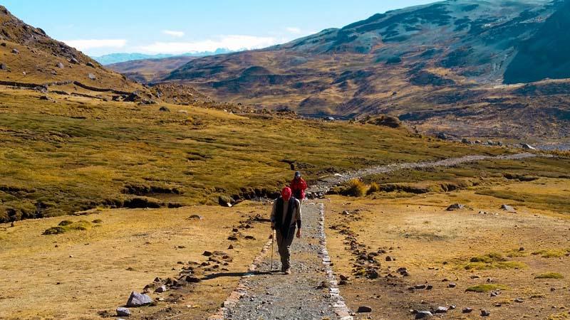 Tinqui trek