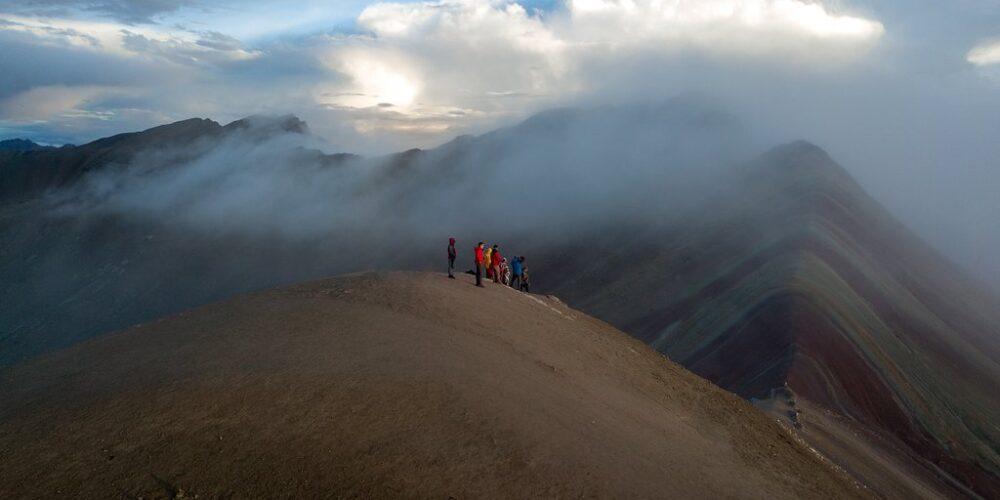 Ausangate Rainbow Mountain Trek 5 Days