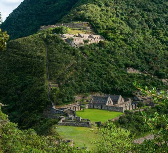 Choquequirao is an amazing city much bigger than Machu Picchu reserve the Choquequirao trek for 9 days.