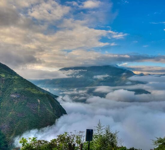 Maranpara is located at an altitude of 3200m and from here to the archaeological complex of Choquequirao it is 30 minutes