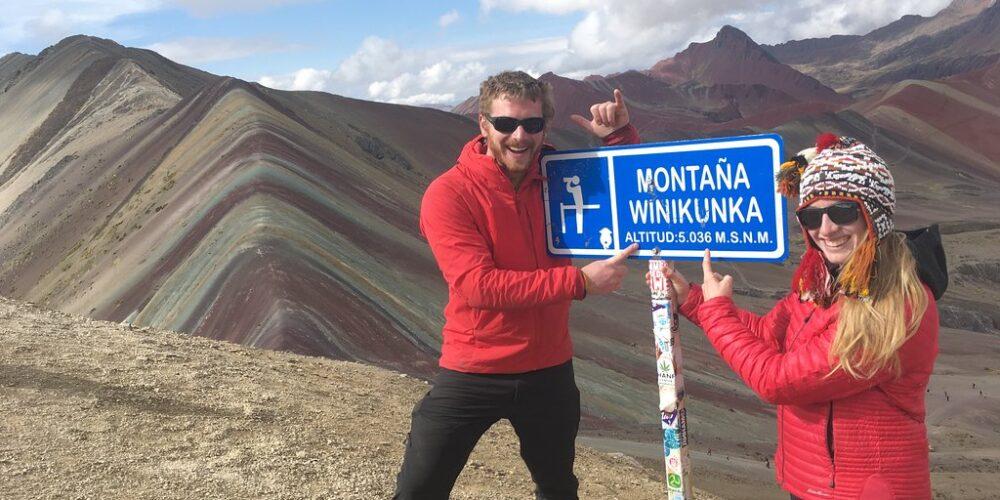 Rainbow Mountain Trek 5 Days