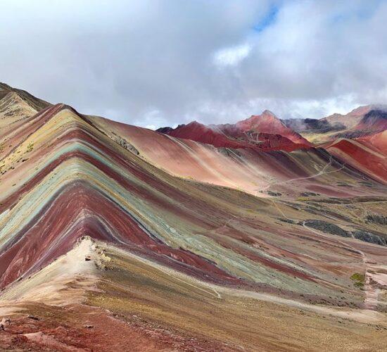 Ausangate Trek And Rainbow Mountain 5 Days