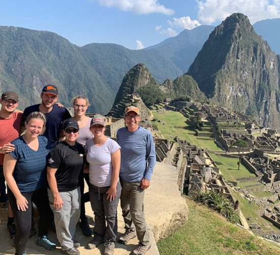 Machu Picchu is a beautiful Inca city you are ready to see