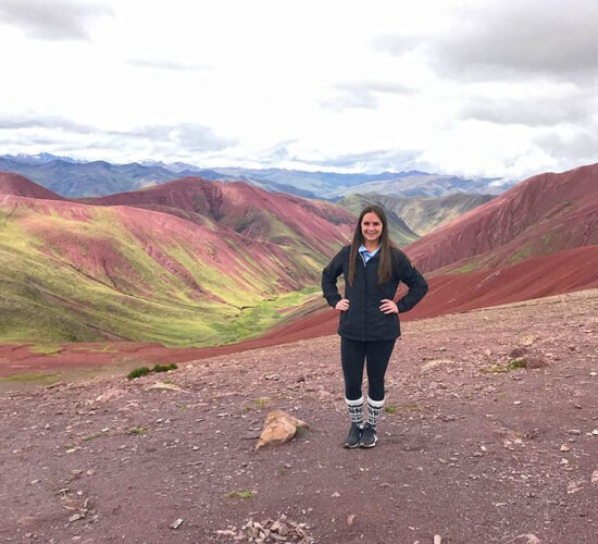 Ausangate and rainbow mountain 4 days is the best option to reach these beautiful landscapes