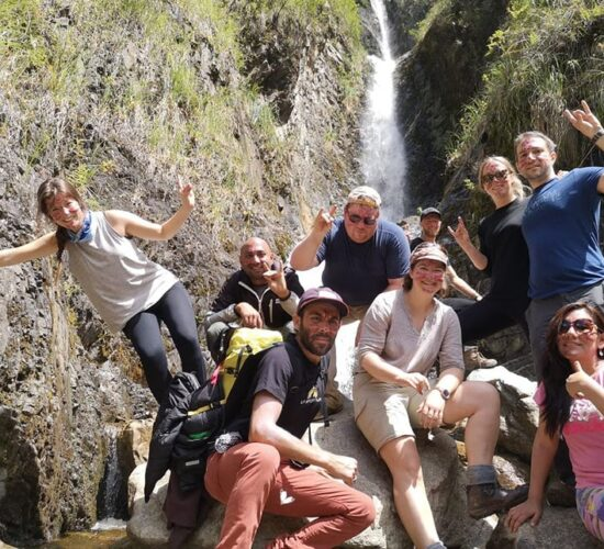 While we enjoy ourselves as a group we paint our faces without a doubt, the Salkantay trek is a magnificent option.