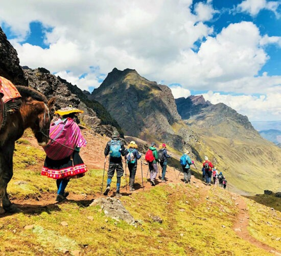 lares trail is undoubtedly a magnificent adventure