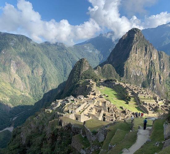 Machu Picchu beautiful view without a doubt Machu Picchu is a magical place