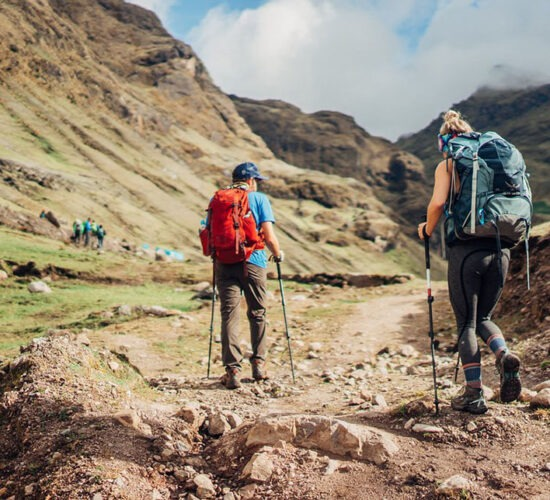 in Lares trail 5 days without a doubt it is the best trek to Machu Picchu