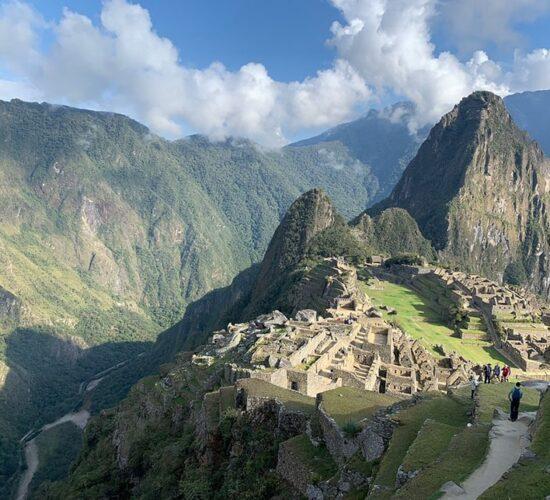 Machu Picchu an Inca city