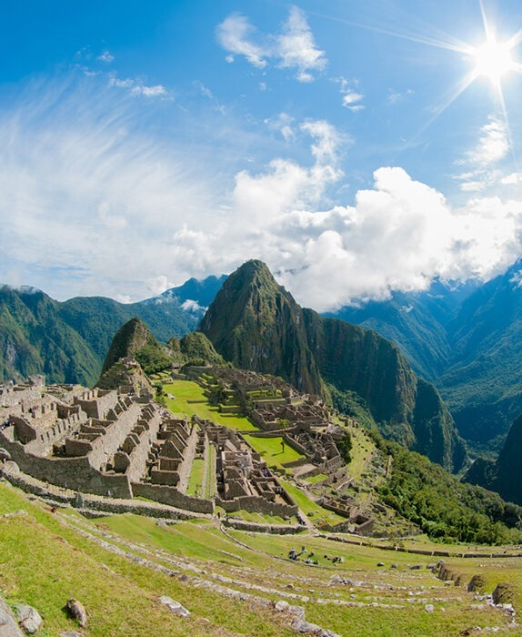 Packages To Machu Picchu