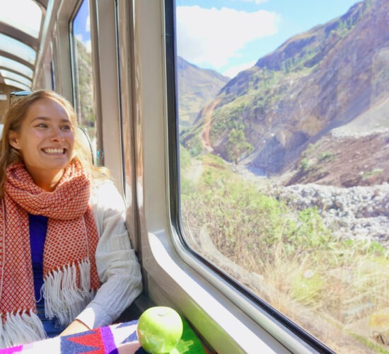 Train To Aguas Calientes